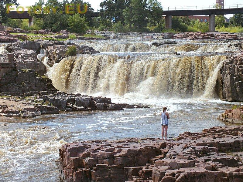 Wodospady Siuksów