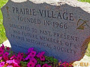 Madison - skansen Prairie Village